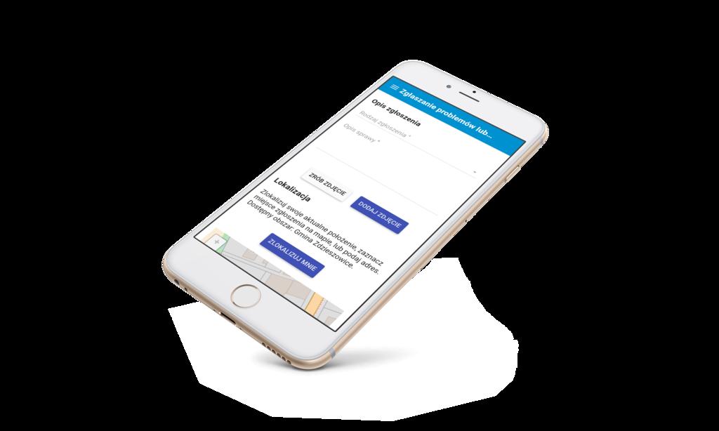 Aplikacja Mobilna - Mapa potrzeb